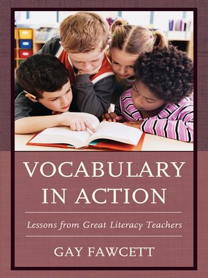 cover image of Vocabulary in Action