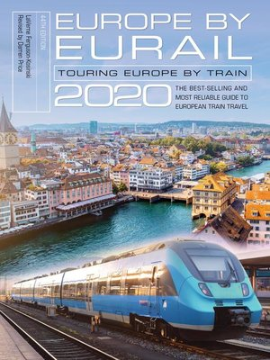 cover image of Europe by Eurail 2020