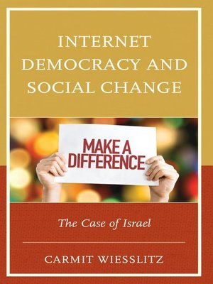 cover image of Internet Democracy and Social Change