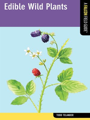cover image of Edible Wild Plants