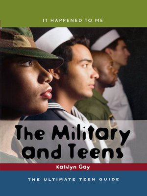 cover image of The Military and Teens