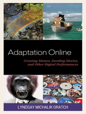cover image of Adaptation Online