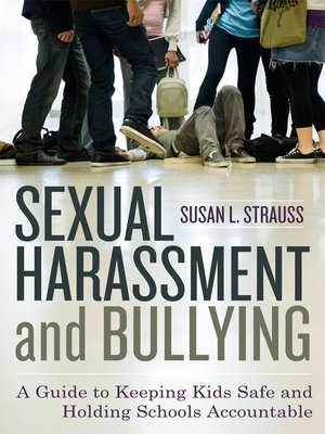 cover image of Sexual Harassment and Bullying