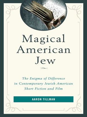 cover image of Magical American Jew