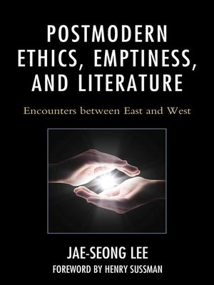cover image of Postmodern Ethics, Emptiness, and Literature