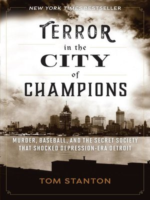 cover image of Terror in the City of Champions
