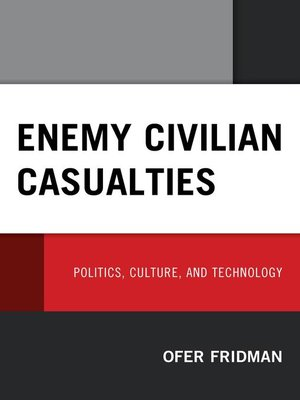 cover image of Enemy Civilian Casualties