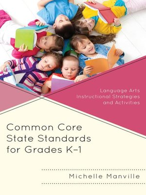cover image of Common Core State Standards for Grades K-1