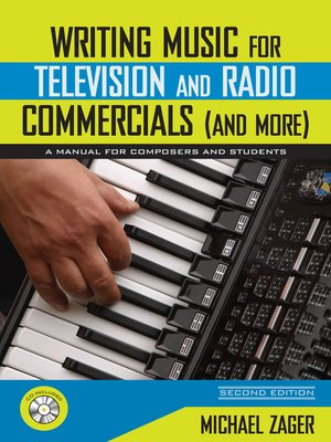 cover image of Writing Music for Television and Radio Commercials (and more)