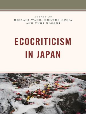 cover image of Ecocriticism in Japan