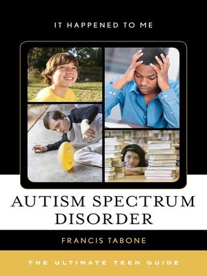 cover image of Autism Spectrum Disorder