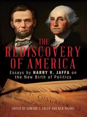 cover image of The Rediscovery of America