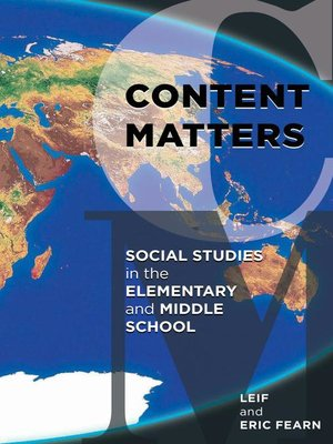 cover image of Content Matters