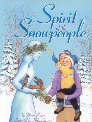 cover image of Spirit of the Snowpeople