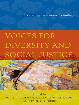 cover image of Voices for Diversity and Social Justice