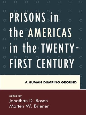 cover image of Prisons in the Americas in the Twenty-First Century
