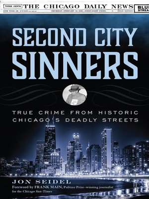 cover image of Second City Sinners