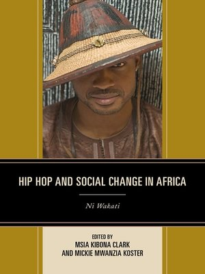 cover image of Hip Hop and Social Change in Africa