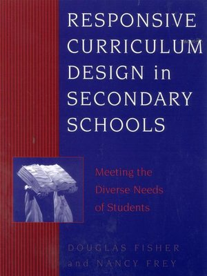 cover image of Responsive Curriculum Design in Secondary Schools