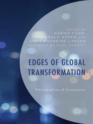cover image of Edges of Global Transformation