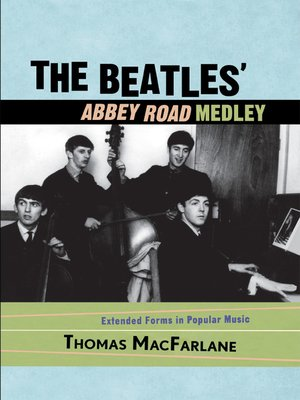 cover image of The Beatles' Abbey Road Medley
