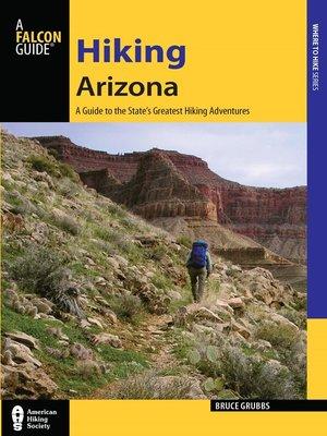 cover image of Hiking Arizona