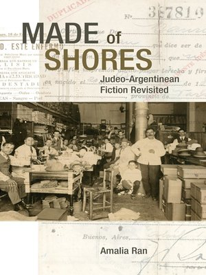 cover image of Made of Shores