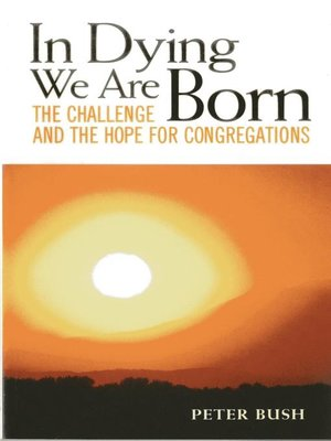 cover image of In Dying We Are Born