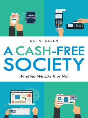 cover image of A Cash-Free Society