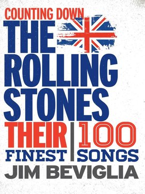 cover image of Counting Down the Rolling Stones