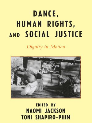 cover image of Dance, Human Rights, and Social Justice