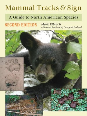 cover image of Mammal Tracks & Sign
