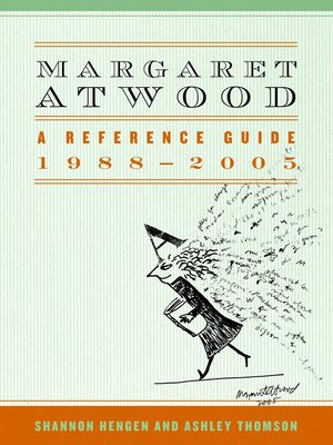 cover image of Margaret Atwood