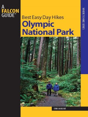 cover image of Best Easy Day Hikes Olympic National Park