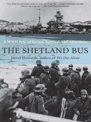cover image of Shetland Bus