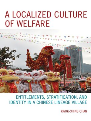 cover image of A Localized Culture of Welfare