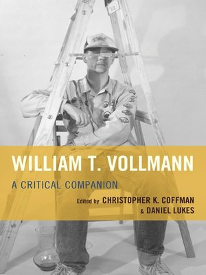 cover image of William T. Vollmann