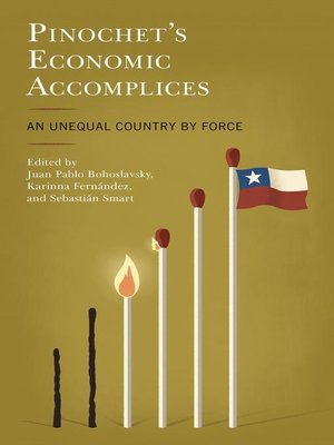 cover image of Pinochet's Economic Accomplices
