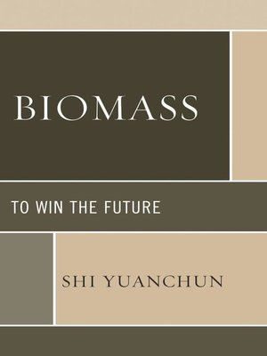 cover image of Biomass