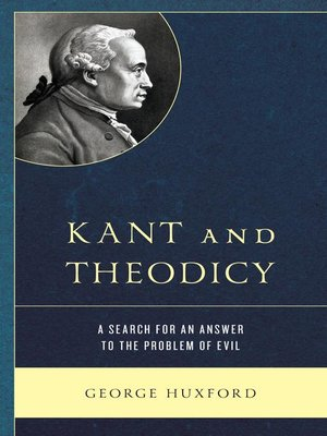 cover image of Kant and Theodicy