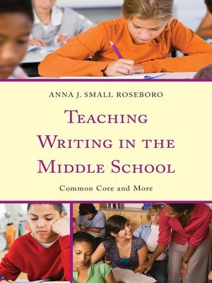 cover image of Teaching Writing in the Middle School
