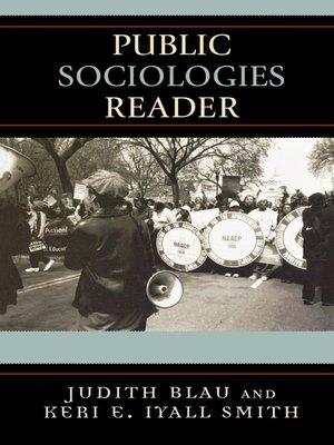 cover image of Public Sociologies Reader