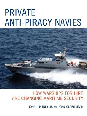 cover image of Private Anti-Piracy Navies