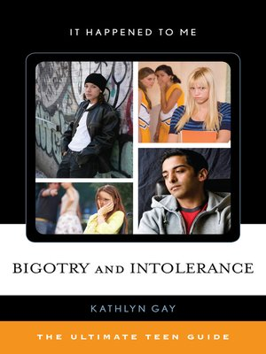 cover image of Bigotry and Intolerance