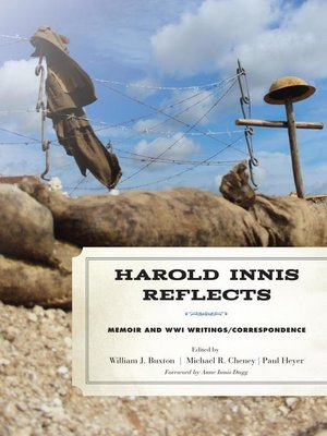 cover image of Harold Innis Reflects