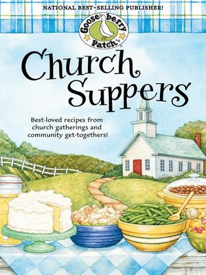 cover image of Church Suppers Cookbook