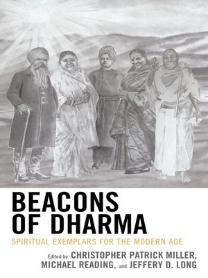 cover image of Beacons of Dharma