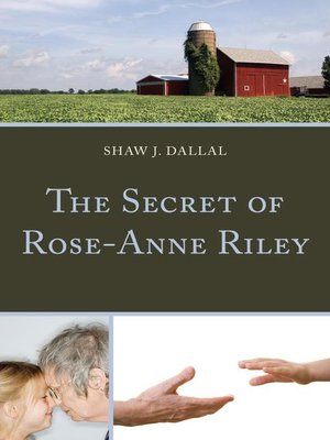 cover image of The Secret of Rose-Anne Riley
