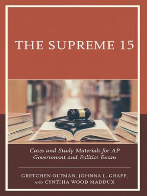 cover image of The Supreme 15