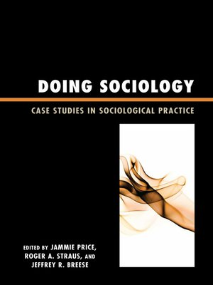 cover image of Doing Sociology